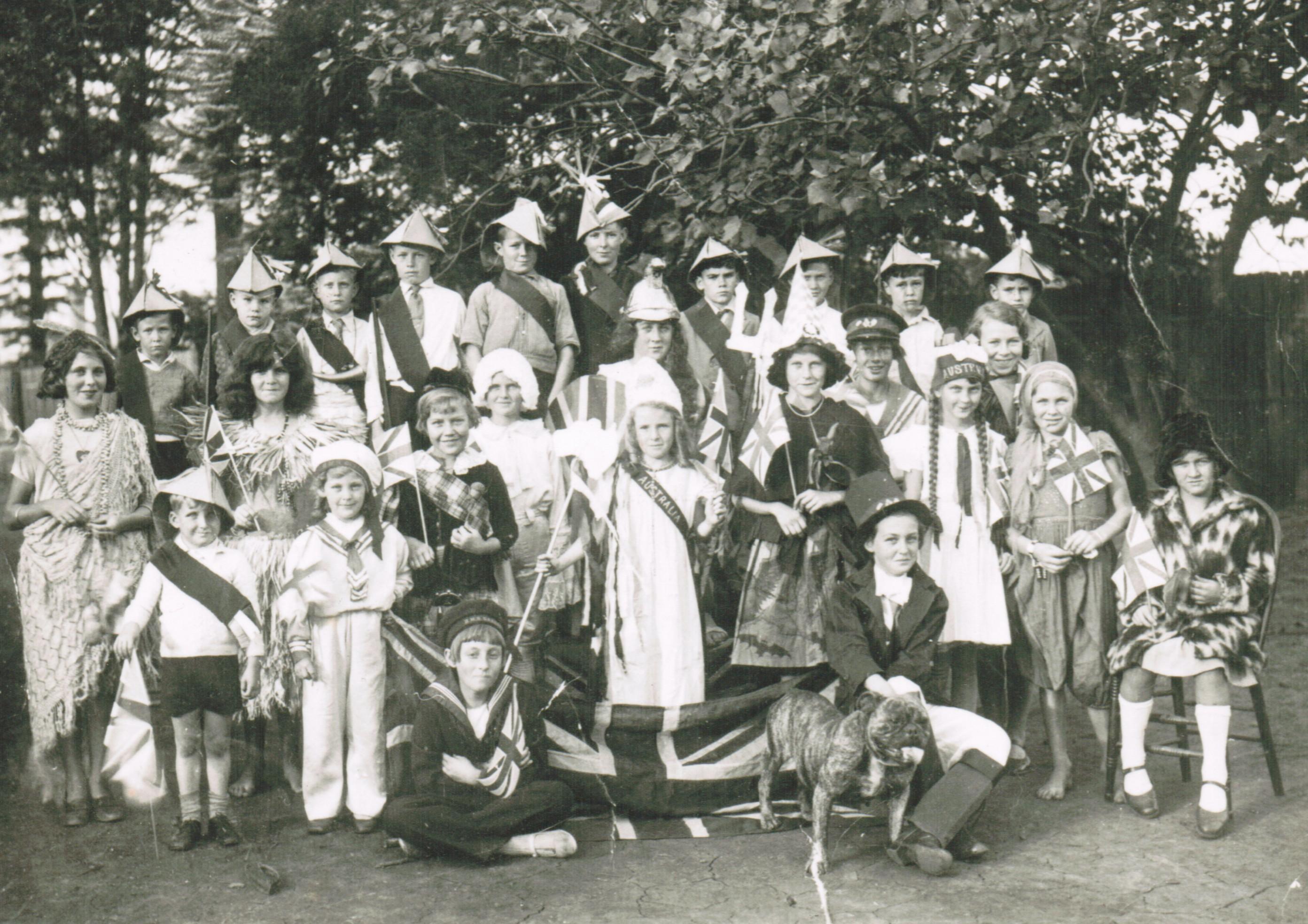 History Links - Schoolhouse Museum