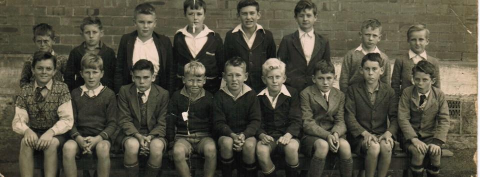 North Ryde PS Senior boys 1938