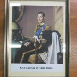 King George VI Frame W25 H32