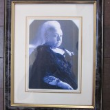 Copy of Queen Victoria Frame W24 H29