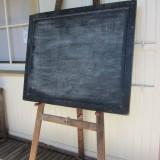 1900s blackboard L119 W5 H90