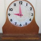Wooden clock W29 H29